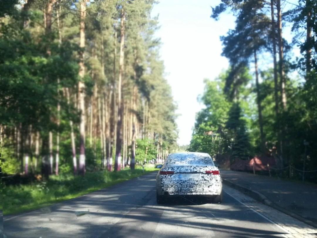 Audi Erlkönig