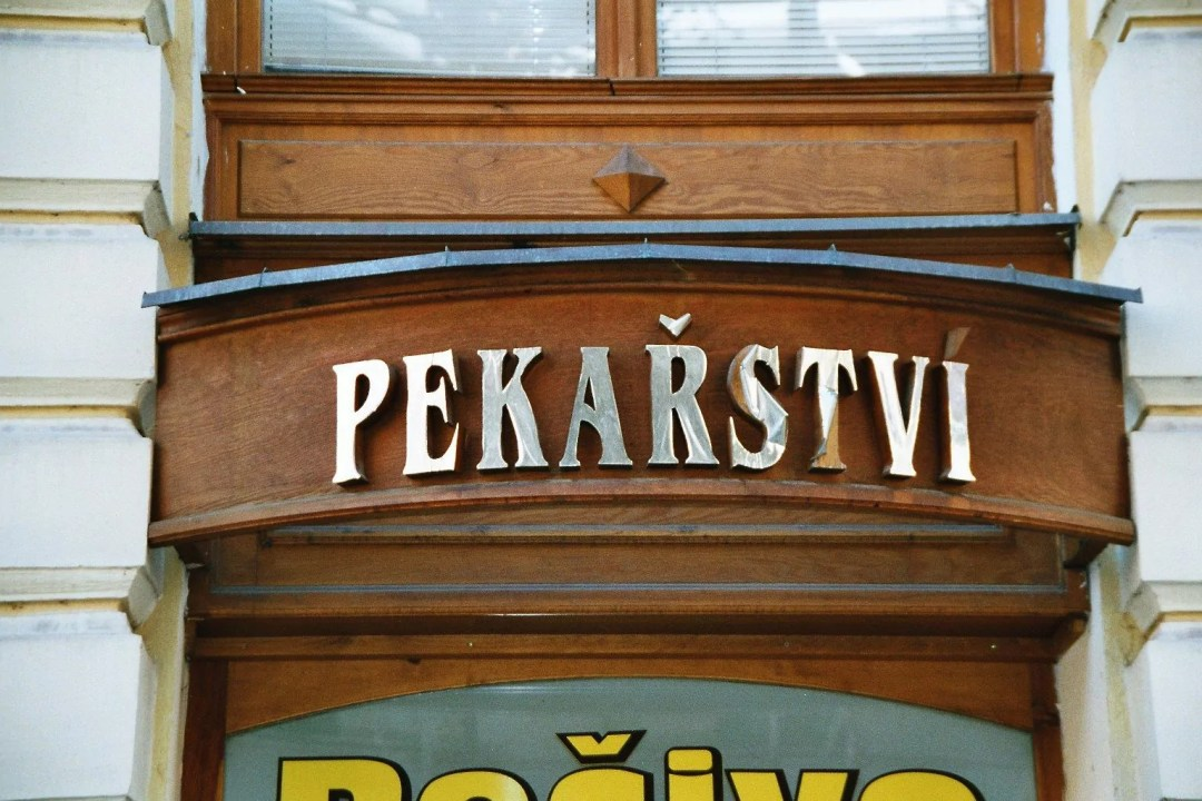 Novy Bor - Pekarstvi