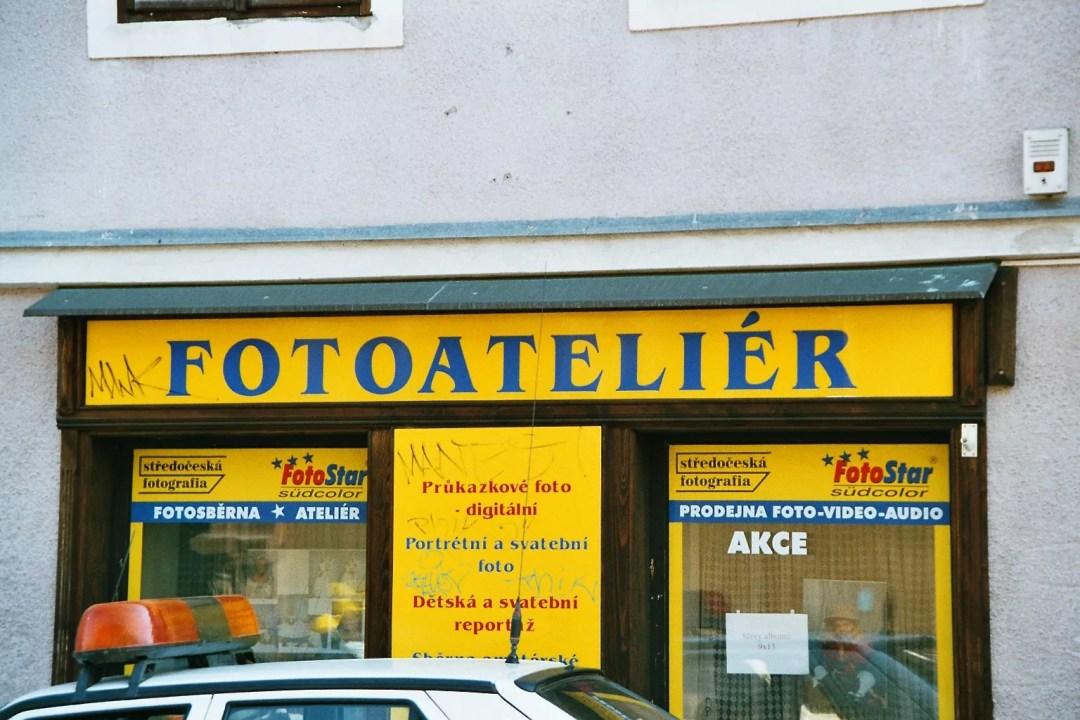 Prag - Fotoatelier
