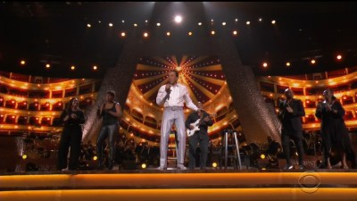 Motown 60: A Grammy Celebration produced a complete show look as well as screens content