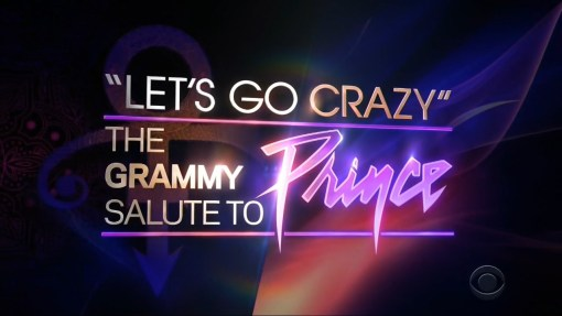 The Grammy Salute to Prince