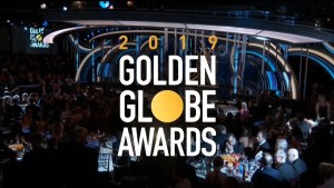 Golden Globe Awards 2019 graphics package