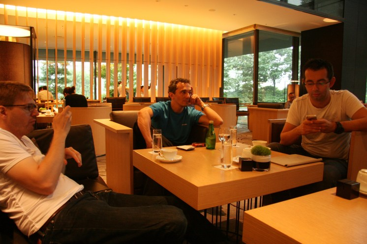 Hotel, Tokyo, concluzii