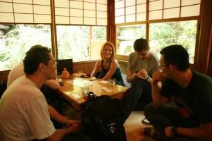 Kyoto, ceainărie