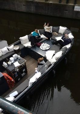 Leisure, Amsterdam