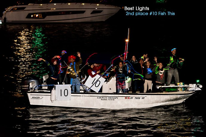 Best Lights 2nd No.10 Fish This