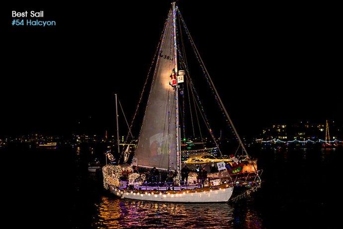 Best Sail No.54 Halcyon