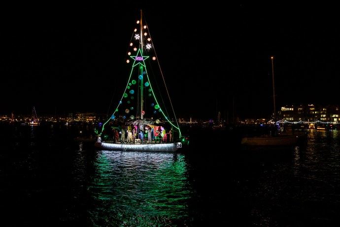 #34 Harmony (Women's Sailing Association of Santa Monica Bay)