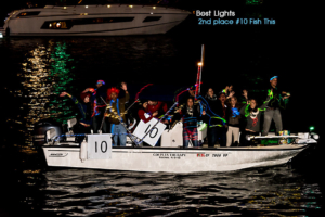 2016 Best Lights 2nd #10 Fish This