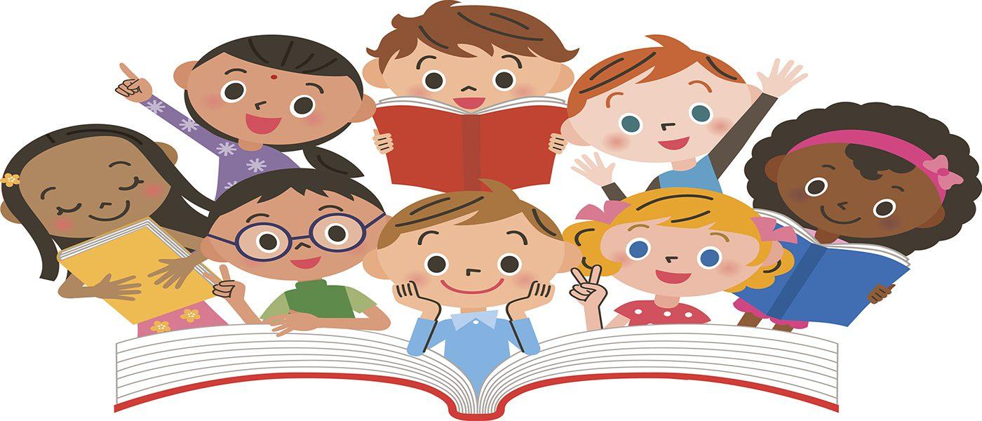 MDR-children-reading