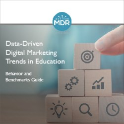 MDR's Data-Driven Digital Marketing Trends in Education