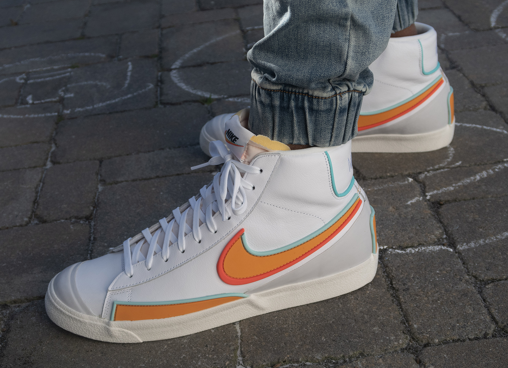 MDRN Fit: Outfit Style for the Nike Blazer Mid '77 Infinite ...