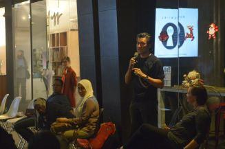 Hosts Huat Lim & Susanne Zeidler