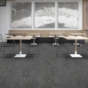 Thảm lót sàn màu ghi 6