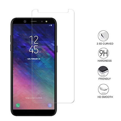 Samsung J8 Temperd Glass Guard