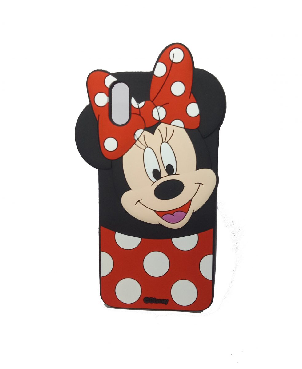 Fancy Samsung J4 plus Mickey back cover for girls