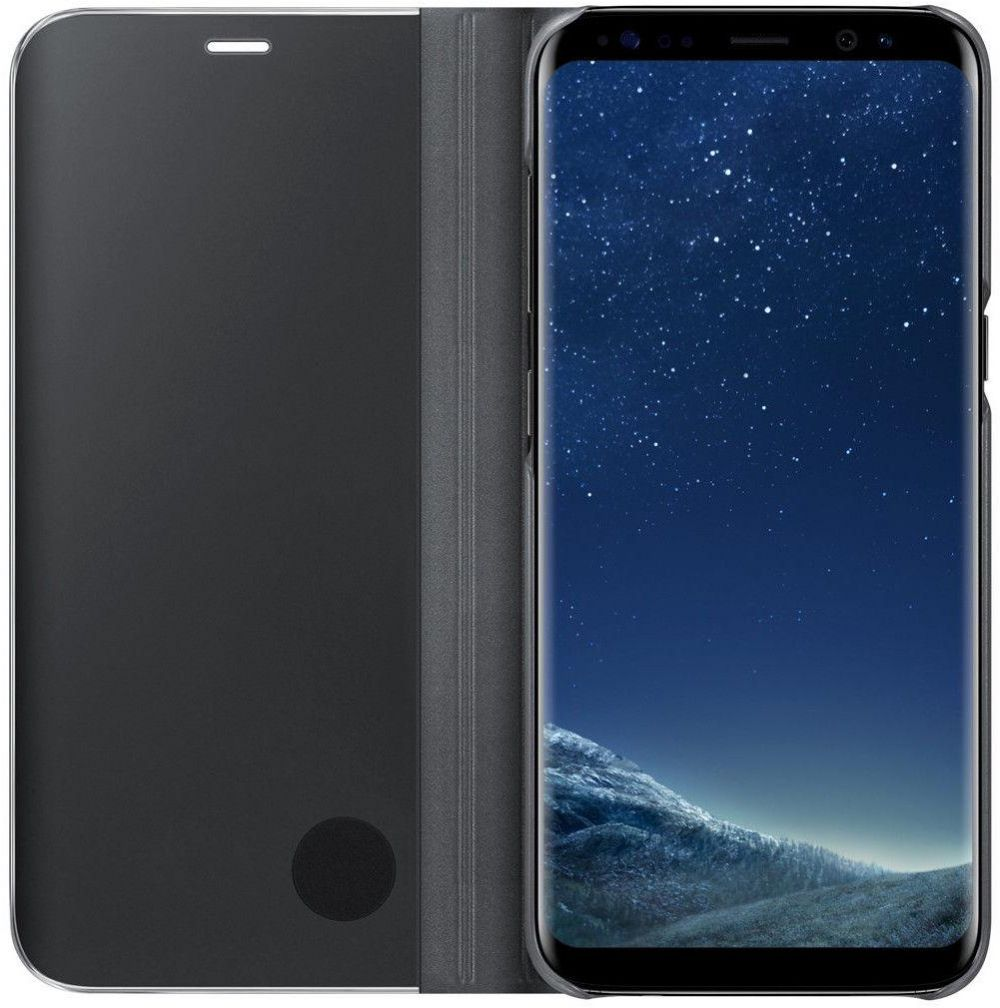 Realme 2 Pro Clear View Mirror Flip Cover