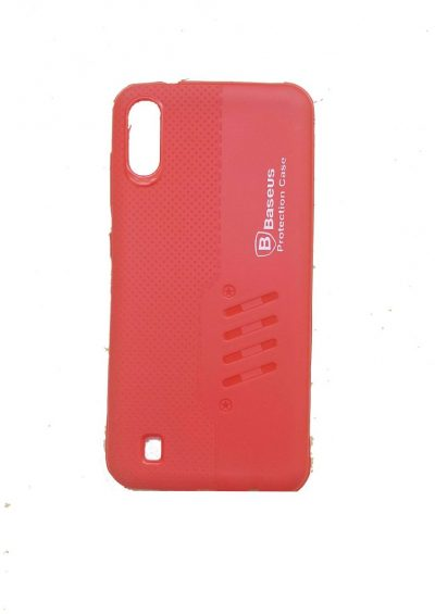 Samsung M10 Back cover Red