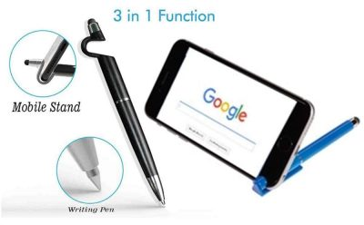 pen stand with mobile holder 3 in 1 (Set of 3)