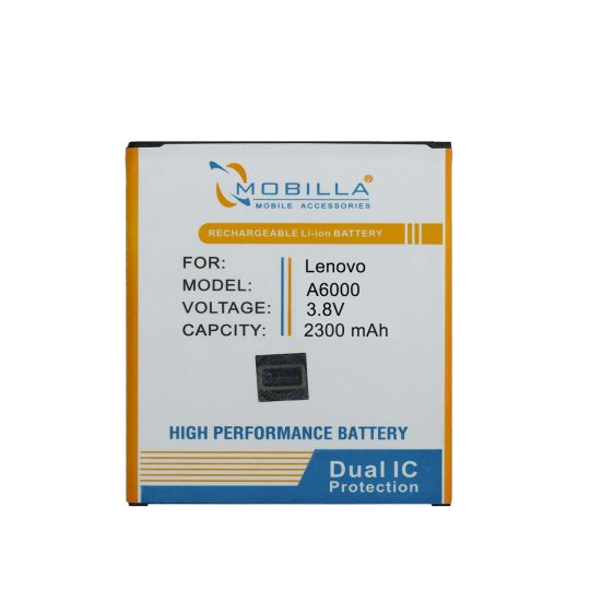 Lenovo A6000 Mobile Battery (Mobilla)