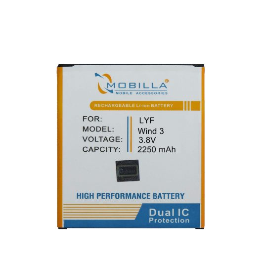 LYF W3 Battery (Mobilla)