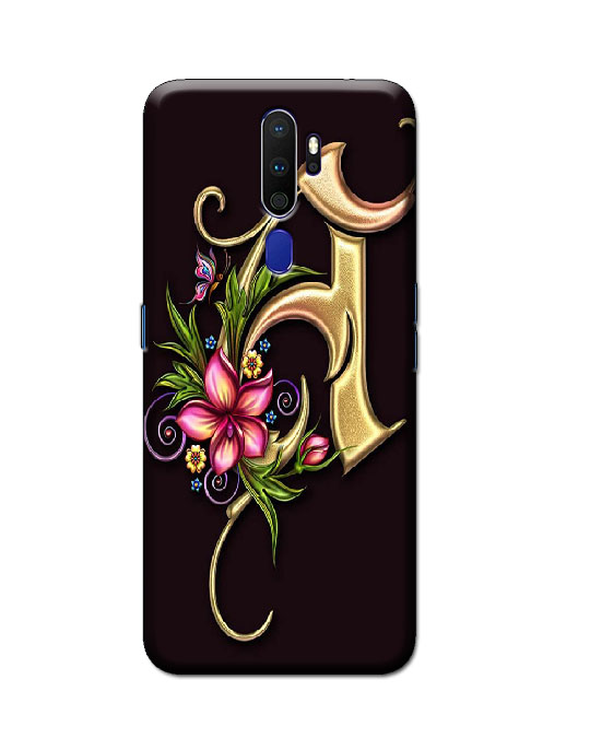 oppo a9 2020 back cover (A word)