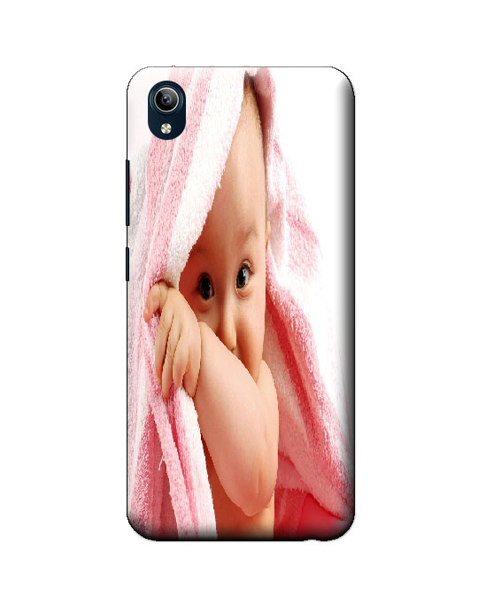 vivo Y91i Back Cover (Cute baby)