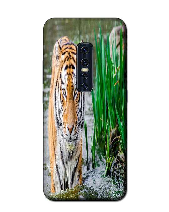 vivo v17pro mobile cover (Tiger)