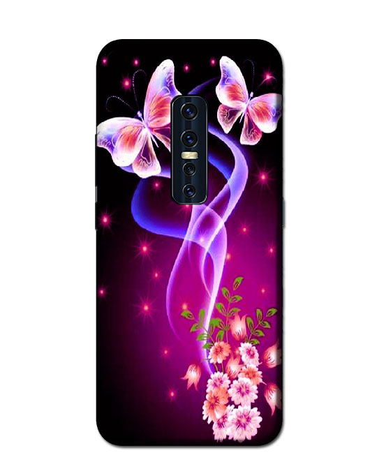 vivo v17pro mobile cover (Butterfly)