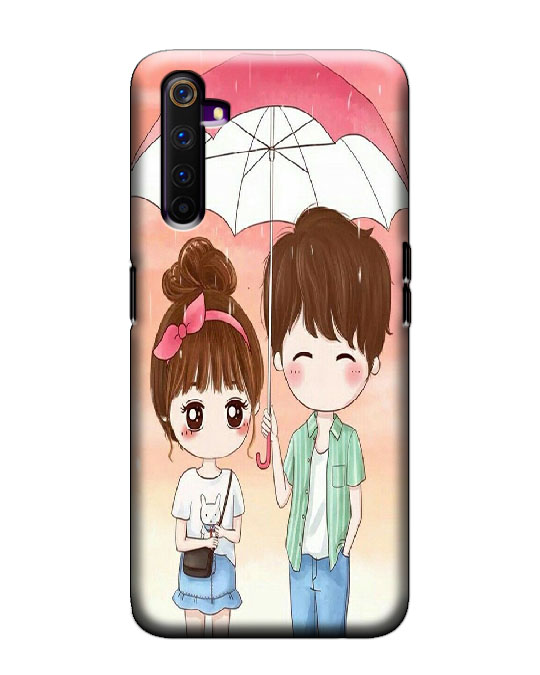 realme 6 pro cover (Couple)