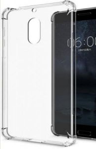 Nokia 3 Mobile Transparent back cover
