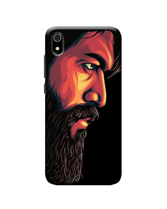 Redmi 7A back cover (beared)