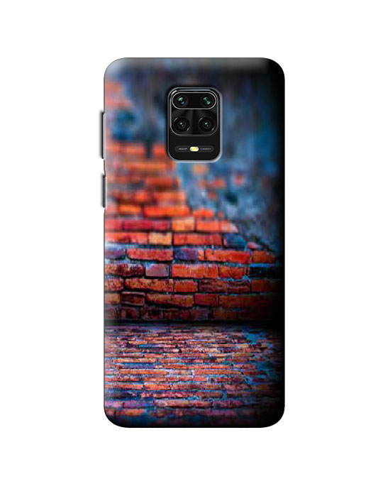 Redmi Note9 pro back cover (wall)