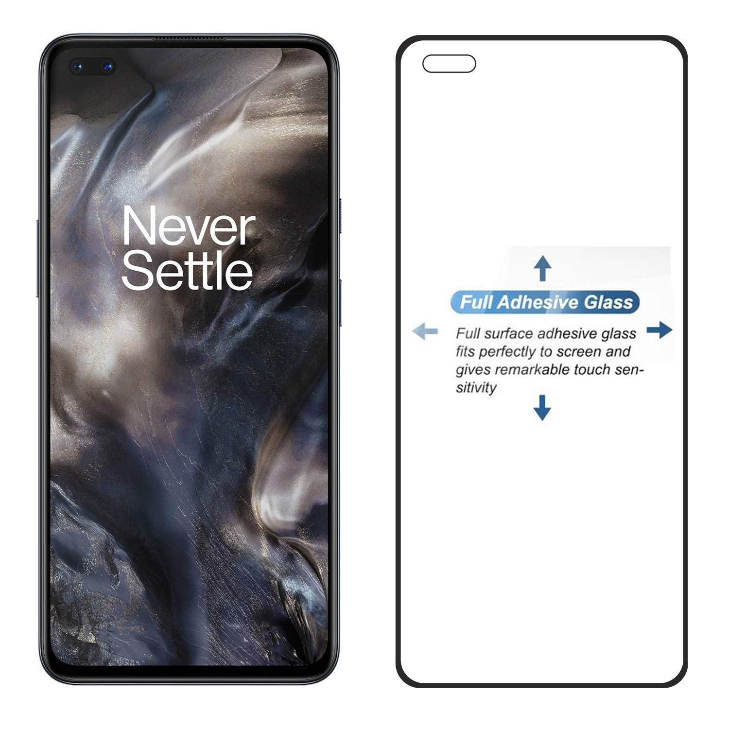 Oneplus Nord 9H glass