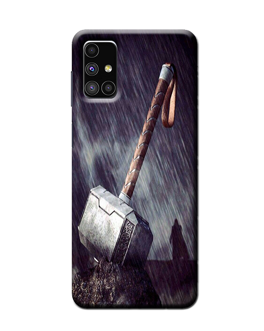 Samsung Mobile M51 Back cover (thor)