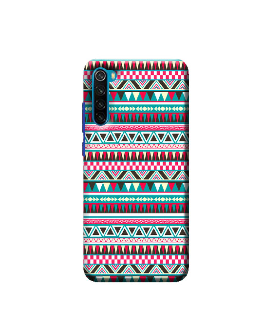 Redmi mi Note 8 mobile Back cover (Cave design)