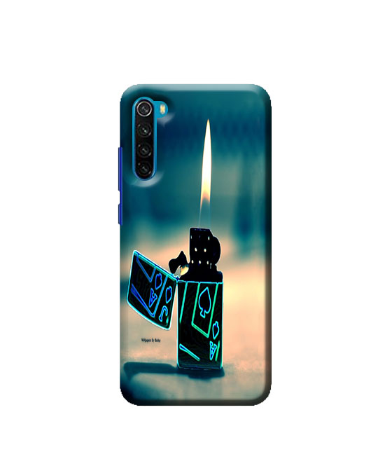 Redmi Note 8 phone cover (Lighter) Price 99 Rs Only