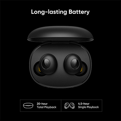 Realme buds Q Wireless Bluetooth
