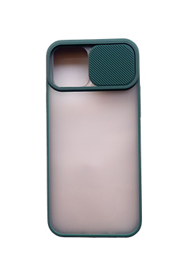 camera protection back cover for iphone 12 (Green)