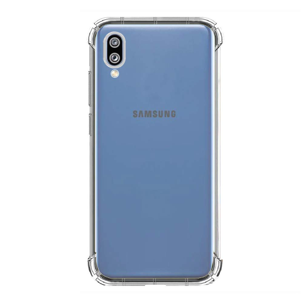 Samsung Galaxy M02 Back cover Transparent