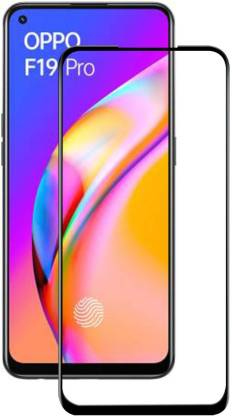 oppo F19 pro Screen protector Tempered Glass 9H