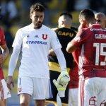 Universidad de Chile rescato un empate y mantuvo en una incómoda posición al igualar con Coquimbo Unido