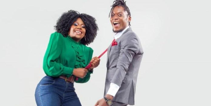 'Kikondoolo' singers Iryn Namubiru & Sama Sojah | Mdundo.com