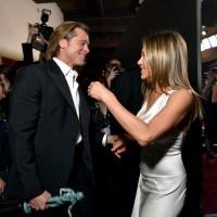 Brad Pitt, Jennifer Aniston, SAG Awards