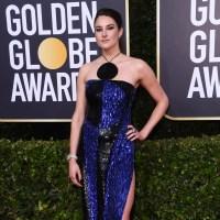Shailene Woodley, Golden Globes