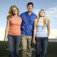 Kyle Chandler, Connie Britton, Aimee Teegarden, Friday Night Lights