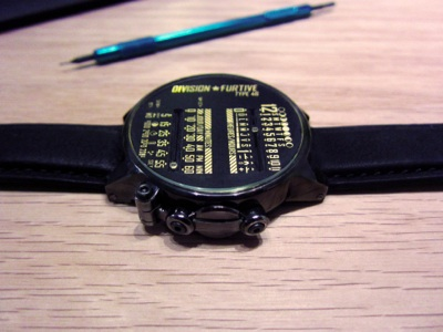 Prototype montre Type 46 Division Furtive