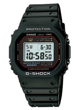 G-SHOCK DW-5000 1983