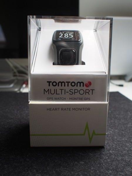 TomTom Multisport boite