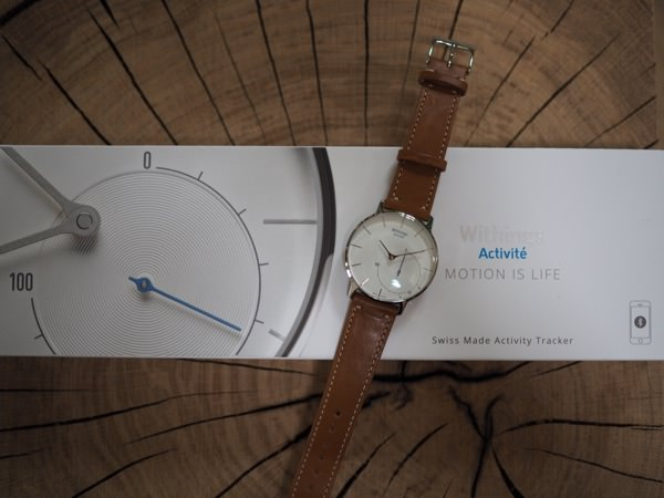 Withings activite test pack